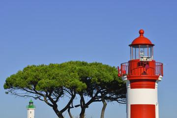 Les phares de la Rochelle