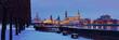 Panorama Dresden im Winter - 74261360