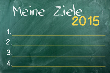 2015 goals ,german