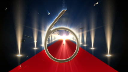 Countdown to 2015 on red carpet