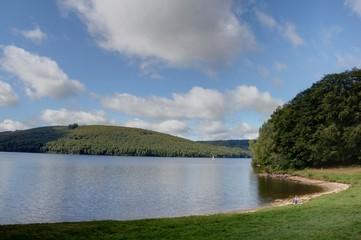 lac de vassiviere