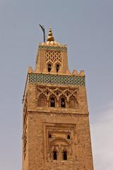 Kotubia minaret