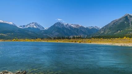 Twin Lakes - Lake County near Leadville Colorado Time-lapse UHD