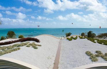 livre ouvert sur des vacances à Rodrigues