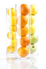 Group of fruit: Oranges, Lemons, Appless