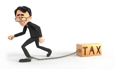 Weight tax