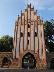 Stadt der vier Tore –Stargarder Tor