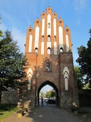 Neubrandenburg – Stadt der vier Tore –Stargarder Tor