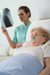 Diagnosing the sick woman