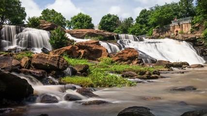 Falls Park on The Reedy River  Greenville,SC