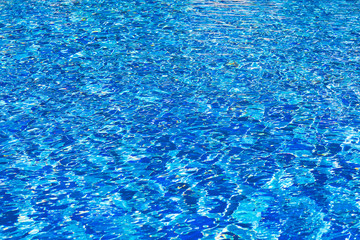 Light and Water Pool Pattern
