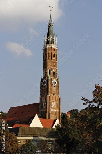canvas print picture Stift Kirche St. Martin