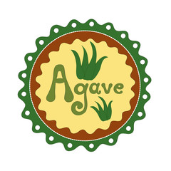 Badge Agave
