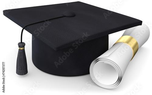 Abschluss Diplom - 74287377