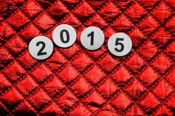 2015 SU SFONDO ROSSO