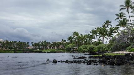 Waikoloa Beach Hawaii Time Lapse Video