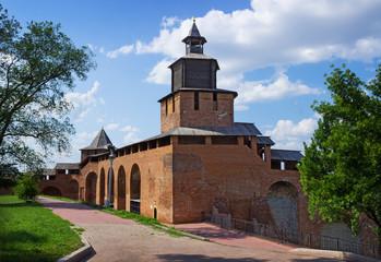 Nizhny Novgorod Kreml, clock tower