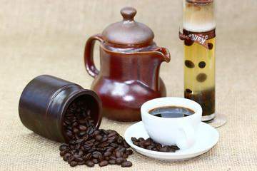Coffee atmosphere
