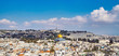Leinwanddruck Bild - Jerusalem old sity view