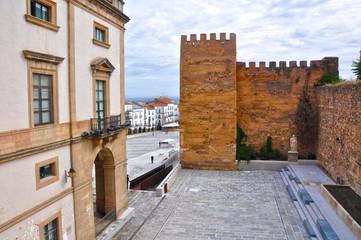 Muralla de Cáceres y torre de la Hierba, Extremadura