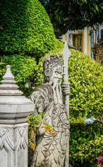 Wat Pho Kloster Bangkok Thailand