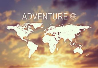 Adventure header