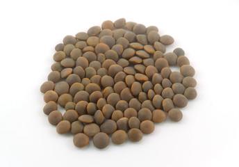 Brown Malka Masoor Lentil Dal Grain
