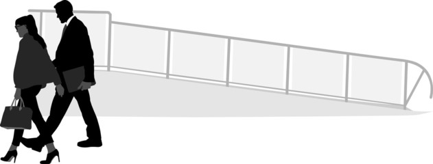 Ramp or Stairs