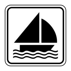Logo voilier.