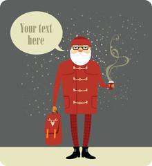 Call me mr. Santa