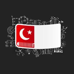 Drawing business formulas: koran