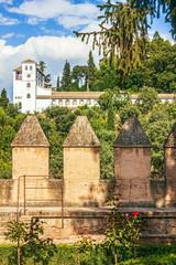 Gardens of La Alhambra