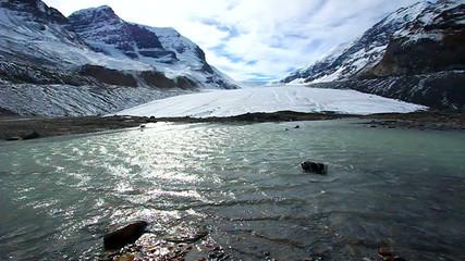 Athabasca Glacier Jasper National Park