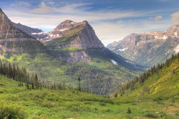 MT-Glacier National Park