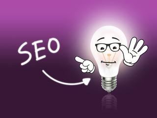 SEO Bulb Lamp Energy Light pink
