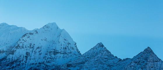 Mountains in Himalaya