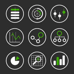 BigDataIconsCollectionSet11