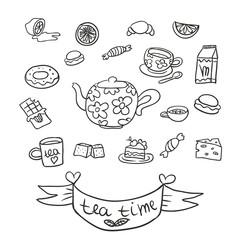 doodle Tea Party