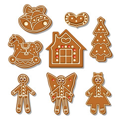 gingerbread all