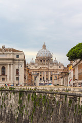 Vatican. Saint Peter's Square.