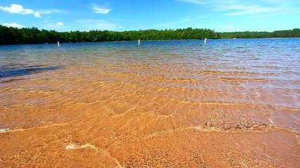 Buffalo Lake Northwoods Wisconsin