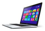 Fototapety Modern laptop