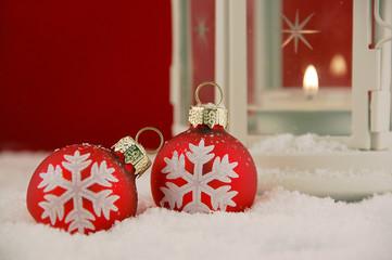 Weihnachtsambiente