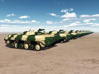 Soviet Light Tanks