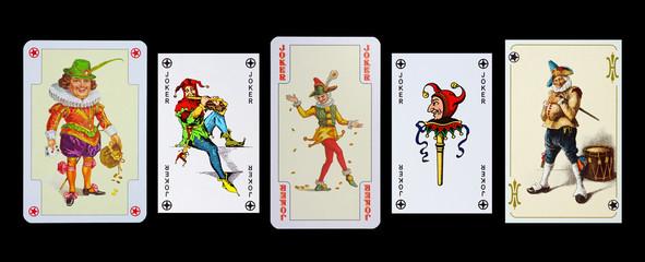 Spielkarten - JOKER