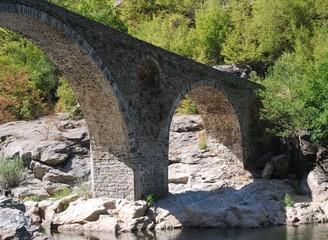 Antico ponte del diavolo - Bulgaria