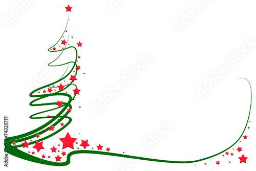 Keuken foto achterwand Uitvoering Weihnachtsbaum 21