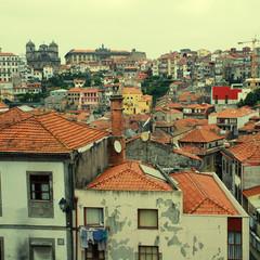 Ribeira in Porto, Portugal.