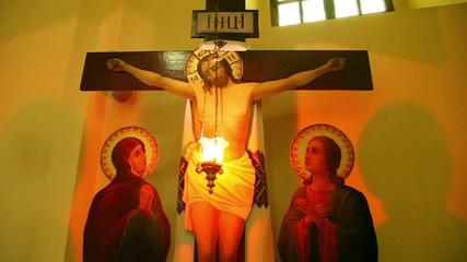 Jesus in the church