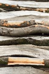 Holz Struktur Brennholz